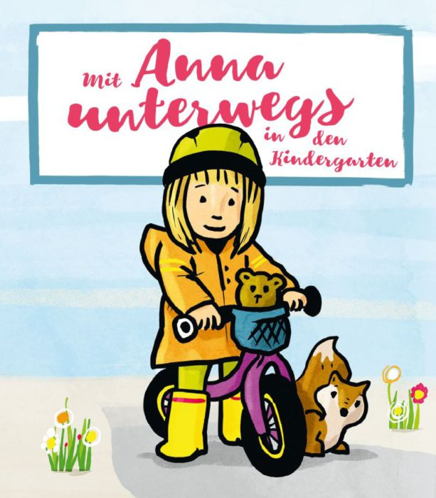 Cover des Bilderbüchleins